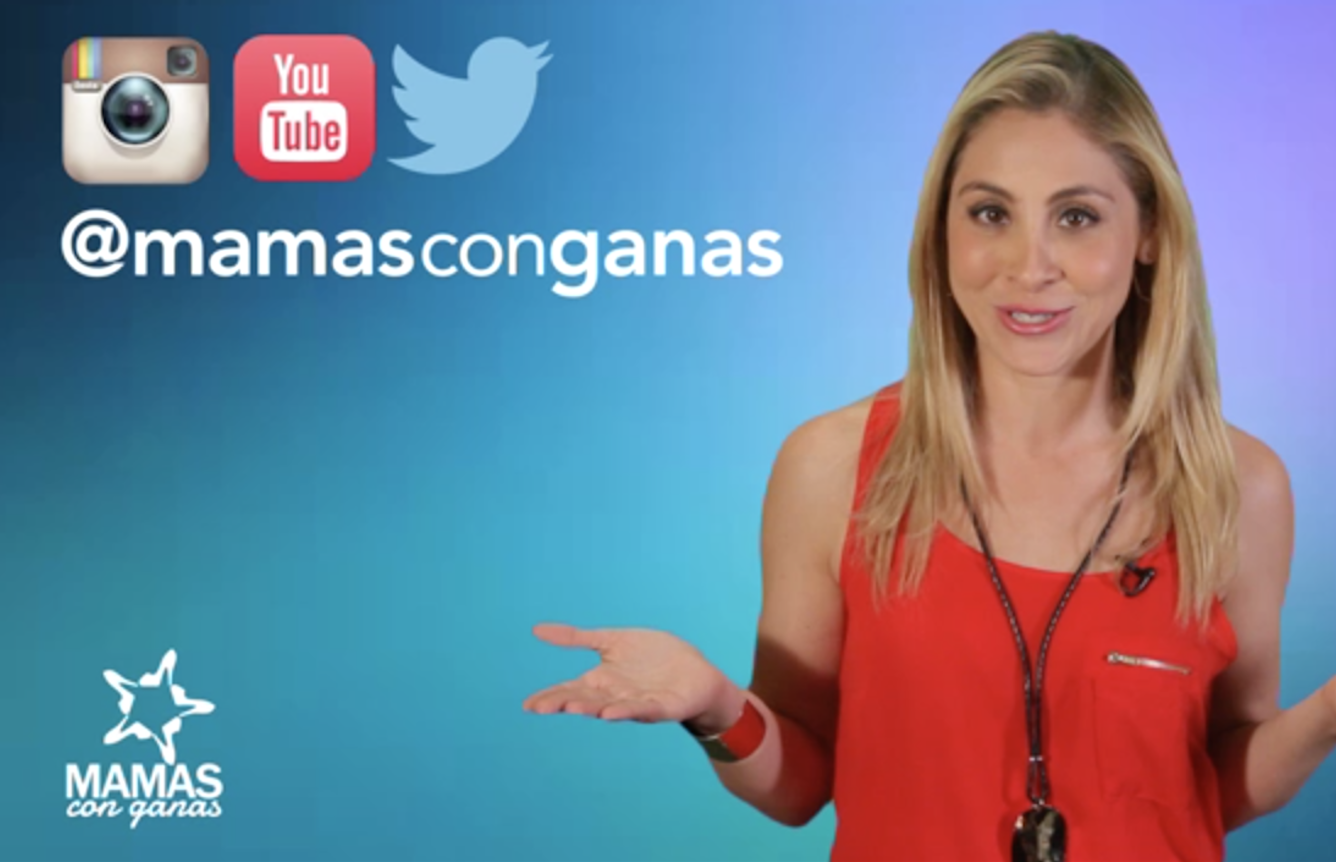 What is Mamas Con Ganas?