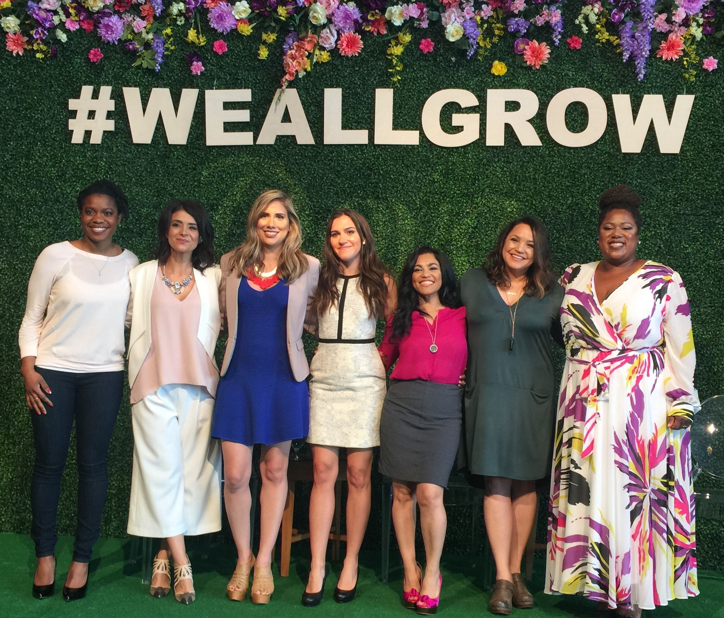 Mamas Con Ganas We All Grow Summit