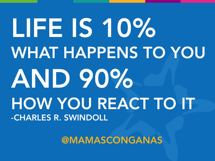 life is 10 percent what happens to you ChalesRSwindoll Job Search Game Plan
